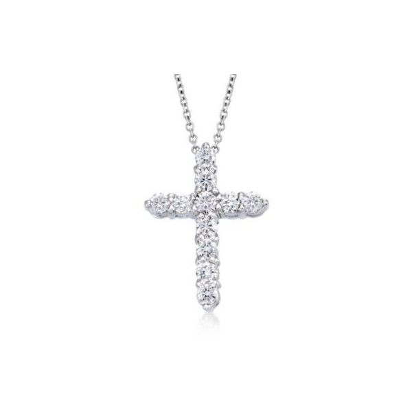 pandora cross necklace