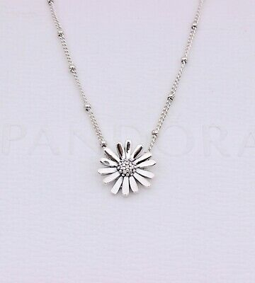 pandora daisy necklace
