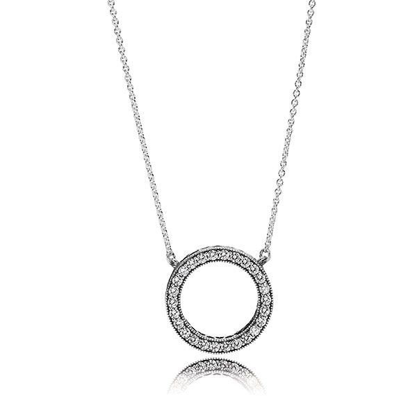pandora pendant necklace