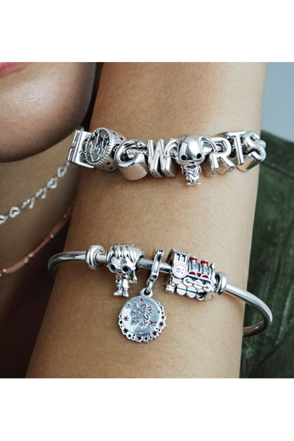 pandora x harry potter
